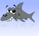 Sharky: Our Mascot