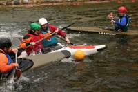 Highlight for Album: Athy Canoepolo 2009